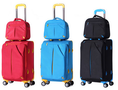 Suitcase Luggage bags Travelling bag set